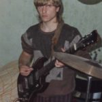 Weisse Rose - Spinne - 1987