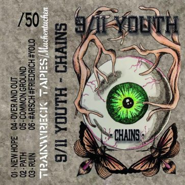 9/11 Youth - Chains - Kassette - 2014