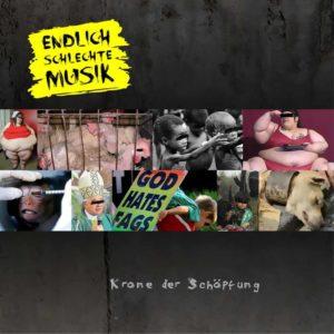 Endlich schlechte Musik - Krone der Schöpfung - Download - 2014