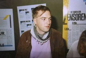 Fanzine - Statussymbol - Jörg - 1991