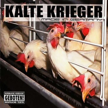 Kalte Krieger- Made In Germany - CD - 2004
