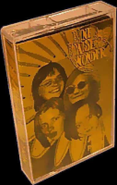Nine Daise Wonder - Demo 94 - Kassette