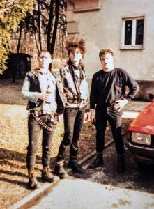 Kanalkotzer - Mani - Tiger - Hoddling - 1984