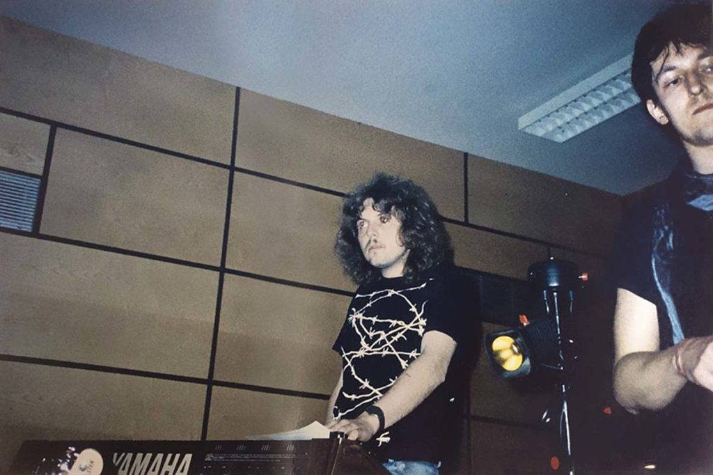 Space Junk - Graui - Kid G - 1985