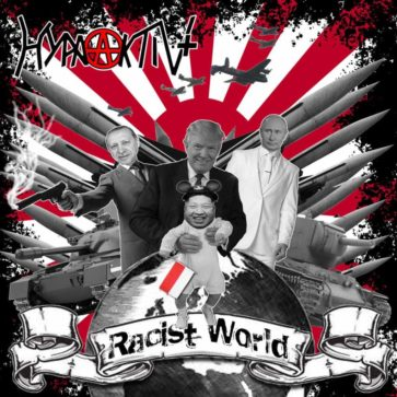 HypaAktiv+ - Racist World - 2017