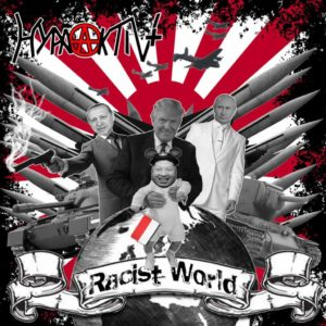 HypaAktiv+ - Racist World - 2018 - Album