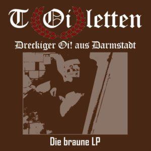 Toiletten - Die braune LP