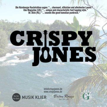 Crispy Jones - Best Of