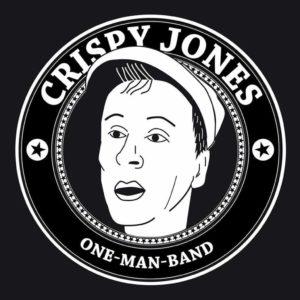 Crispy Jones - One Man Band - 2018