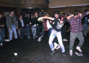 Nürnberg - Hinterzimmer - ua Maik - Ralf - Frank - 1987