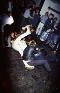 Nürnberg - Kunstverein - Pogo - ua Lucky - 1987